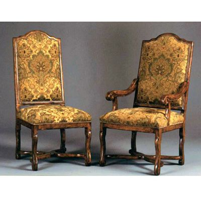 Louis Xiv Dining Chairs And Antiques On Pinterest