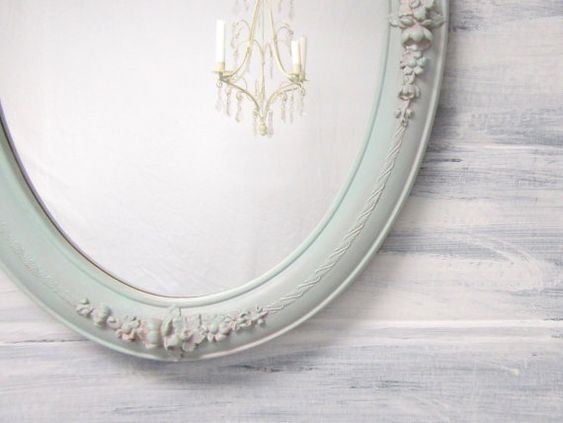 Decorative vintage mirrors for sale bathroom mirror shabby for Floor mirror italian baroque rococo style in lacquer finish