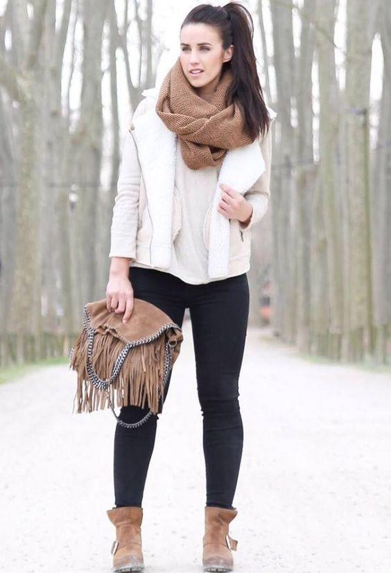 ¿Que botas de temporada usar en invierno?