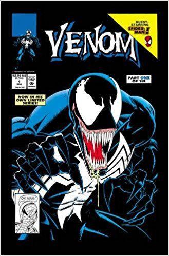Amazon Com Venom Lethal Protector 9780785158479 David Michelinie Mark Bagley Ron Lim Books Venom Comic Book Venom Comics Spiderman Comic
