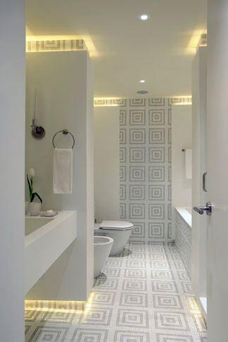 Stylish Modern Bathroom