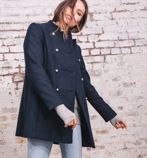 Manteau hiver femme haut de gamme