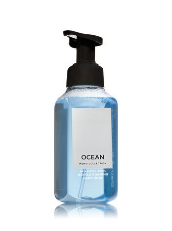Ocean Gentle Foaming Hand Soap Bath And Body Works Juguetes