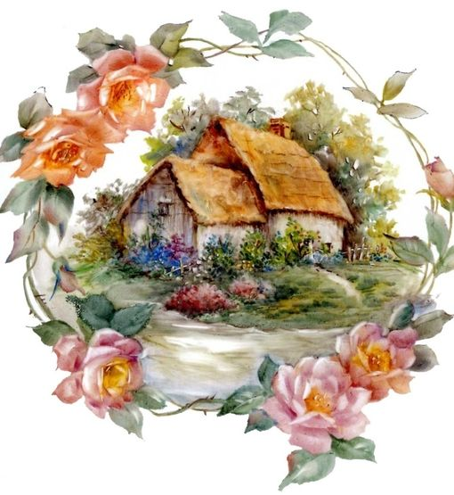 Rose cottage: