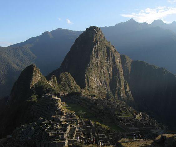 El Machu Picchu de Sergio Vilela