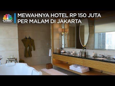 Mewahnya Kamar Hotel Rp 150 Juta Per Malam Di Jakarta Youtube Raffles Hotel Residence Jakarta Kuningan Hotel Mewah Hotel Kemewahan Luxury hotel bathroom in jakarta