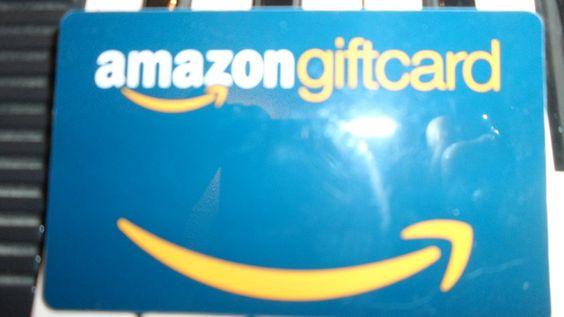 $25 Amazon Gift Card/GIN 3 Days Only