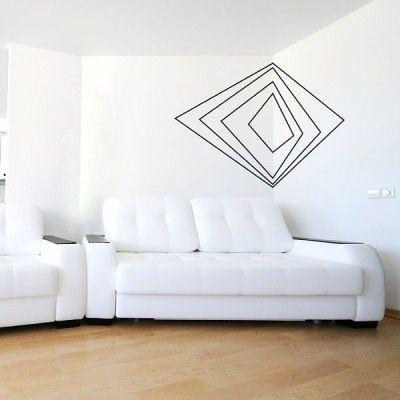 10 diy r aliser avec du masking tape perspective inspiration et d corations murales. Black Bedroom Furniture Sets. Home Design Ideas