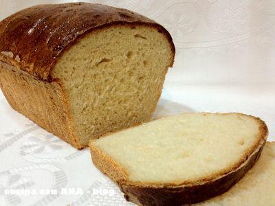 cocina con ANA -blog:   PAN DE LECHE