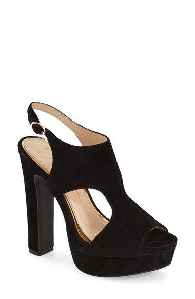Jessica Simpson 'Barrow' Platform Sandal (Women)
