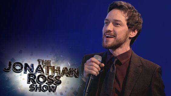James McAvoy Sings Copacabana! - The Jonathan Ross Show