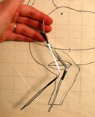 Dragon Fabric Sculpture Demo - Page 3 - WetCanvas