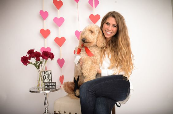 PAW-fect Puppy Love Valentine's Day Party #puppy #love #valentinesday #party
