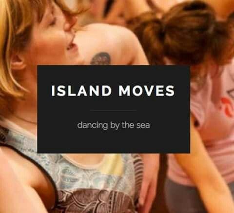 Nia in Burntisland - Island Moves