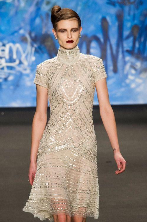 Reem Acra - New York Fashion Week - Fall 2015
