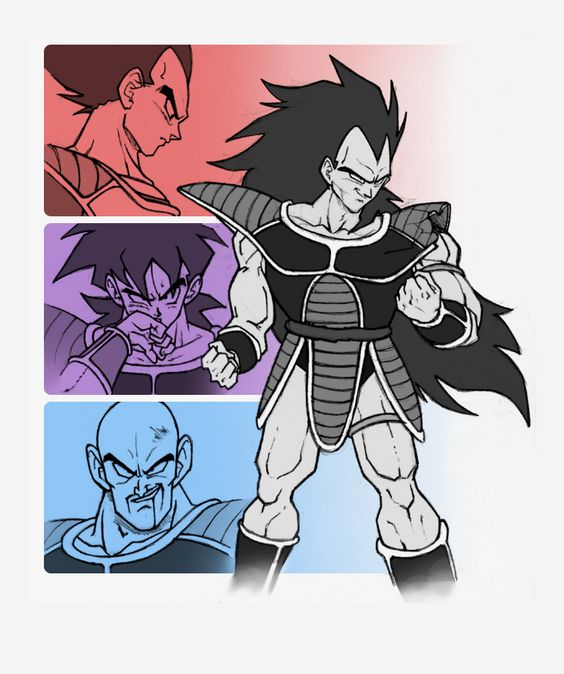 What if Raditz defeated Goku and Piccolo and took Gohan? - DRAGON BALL WHAT IF by carlosthemanoflove on DeviantArt