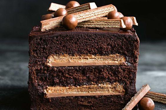 Easy Chocolate Cake Recipe Abc Australia