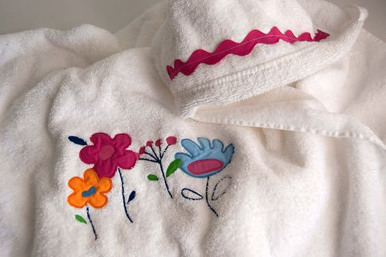 More Hooded Bath Towels