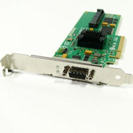 LSI SAS3442E-R RAID 3GB-s 8-Ports SAS PCI-Express Host BUS Adapter LSI00167