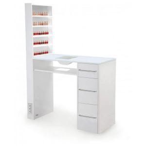 Table Manucure Professionnelle Modele Orfeo Table Manucure Rangement Vernis Manucure