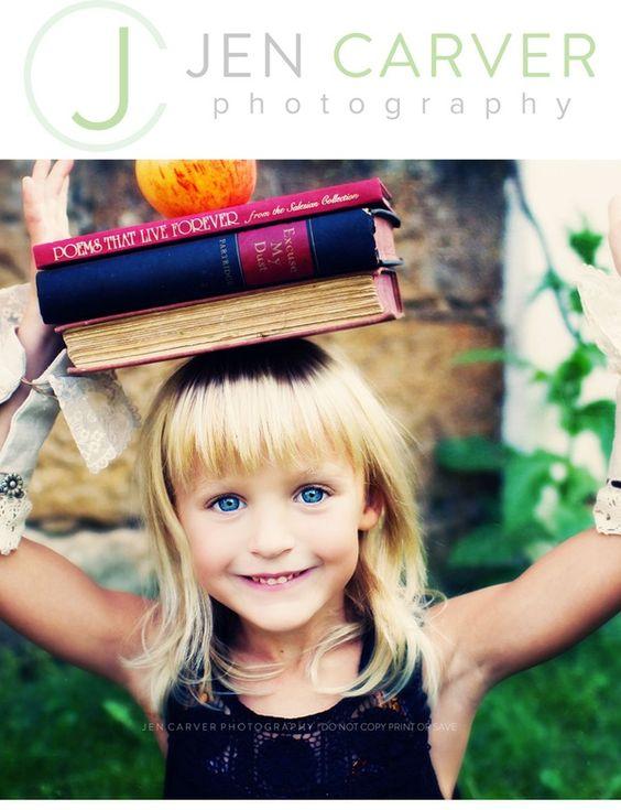 back to school photoshoot