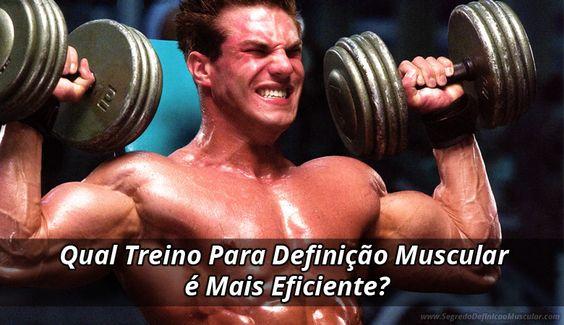 Qual Treino Para Definição Muscular é Mais Eficiente? 💪 ➡ https://segredodefinicaomuscular.com/qual-treino-para-definicao-muscular-e-mais-eficiente/  Se gostar do artigo compartilhe com seus amigos :)  #EstiloDeVidaFitness #ComoDefinirCorpo #SegredoDefiniçãoMuscular