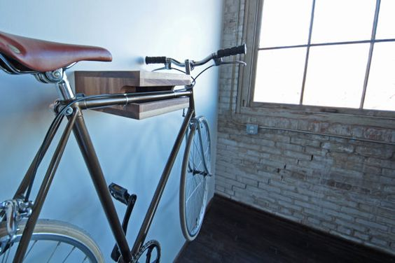 Hey, I found this really awesome Etsy listing at https://www.etsy.com/listing/78921426/elevate-bike-rack-walnut