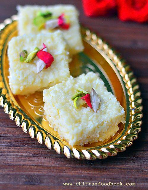 How To Make Kalakand With Condensed Milk Kalakand Recipe Sweet Dishes Recipes Pakistani Desserts
