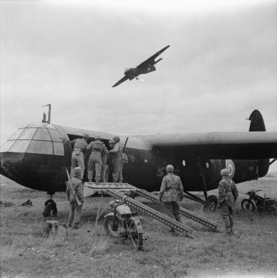 20th December 1942: Battle training in the far north of Britain
