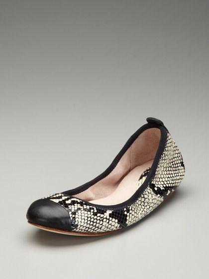 Bloch Carina Ballet Flat--$109 on Gilt.