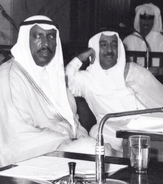 Sheikh Sabah Al Ahmad Al Sabah Sheikh Saad Al Abdullah Al Sabah Kuwait City Sabah Kuwait