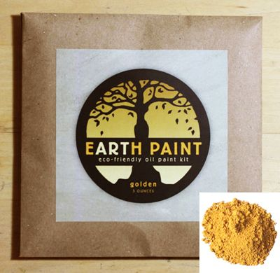 Earth Paint pigments $5.95