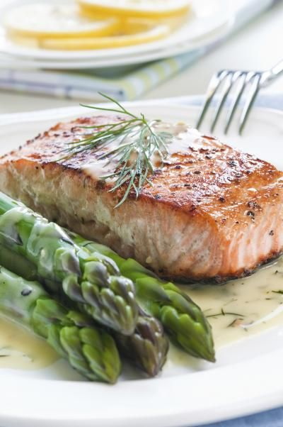 The Perfect Pan-Fried Salmon From 'The Chew' Star Danny Boome | Fox News Magazine