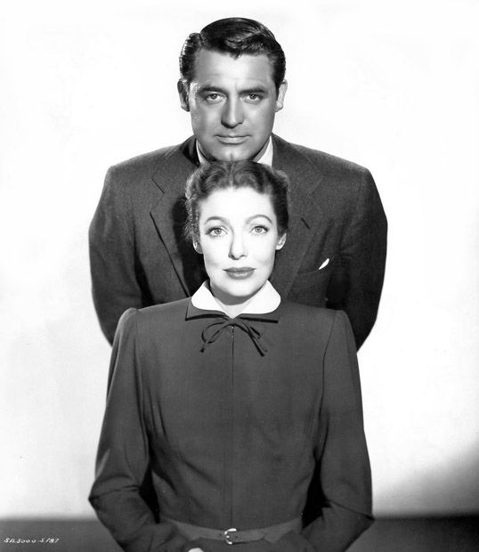 Cary Grant, Loretta Young The Bishop's Wife: