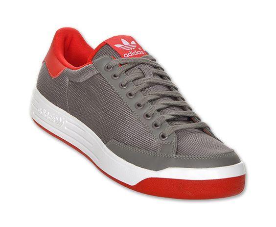 Adidas originals rod laver iron scarlett white rad rod laver lover