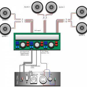 Wiring Diagram For Hogtunes Amp Diagram