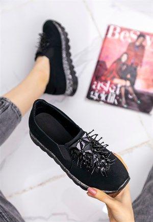 Bayan Spor Ayakkabi Kadin Ayakkabi Modelleri Fiyatlari 8stil Com Sayfa 2 2020 Siyah Suet Erkek Makosen Ayakkabilar