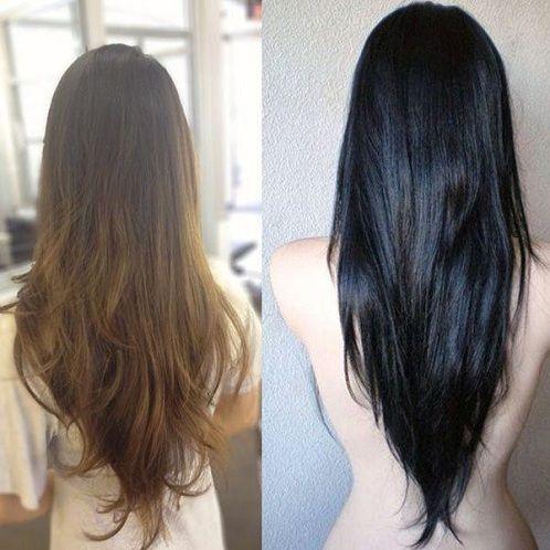 Pin On Medium To Long Layered Hair Looks