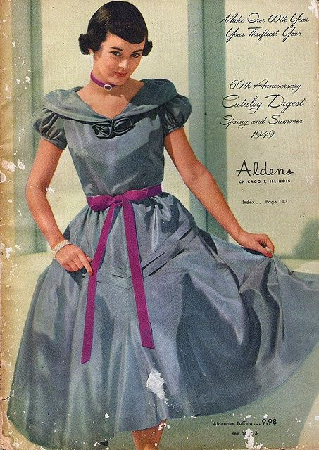 1949 Alden's catolog