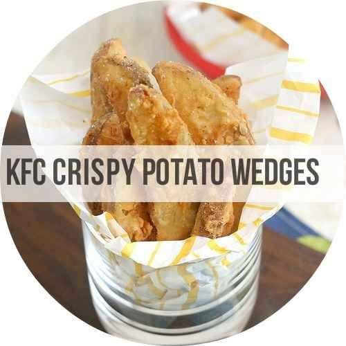 Gomos de batata da KFC caseiros | 23 receitas que imitam as suas 'fast foods' preferidas