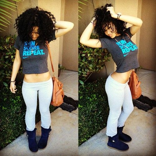 Got swag that mixed girl swag girls pack 58 30 pics pretty girl wag pinterest girl - Mixed girl swag ...