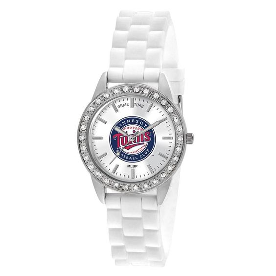 Minnesota Twins MLB Women's Frost Series Watch