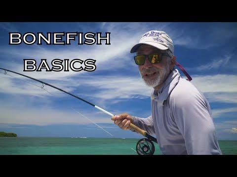 Fly Fishing For Bonefish Youtube Fly Fishing Educational Videos Fish