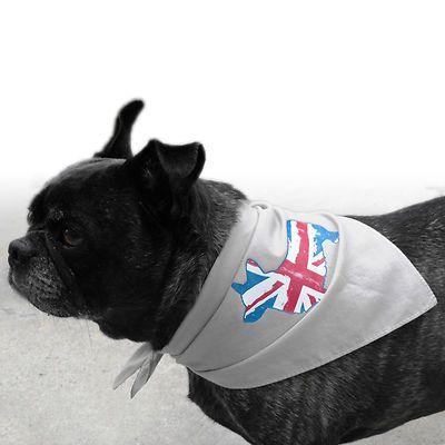 Ellie rockin' her Royal Jubilee Dog Bandana!