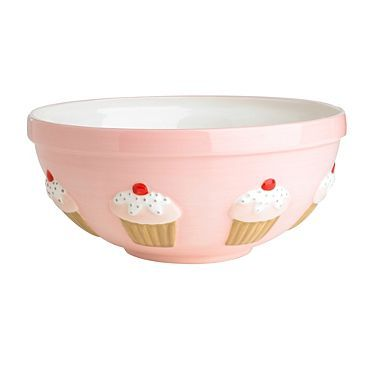 Cupcake mixing bowl £15 - LOVE!!
