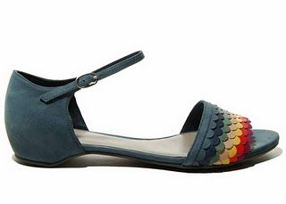 sandals by Camper. omg.