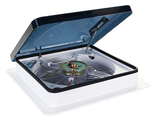 Fan Tastic Rv Roof Vent With 12v Fan Thermostat Manua Https Www Amazon Com Dp B001mxh9fs Ref Cm Sw R Pi Dp U X Xzkmcbx Roof Vents Vent Covers Van Life