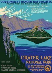Crater Lake National Park- Oregon