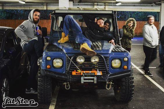Me and @lewisk1995 trying out as promo hoes with a photobomb by @joshb16  #tattoo #tattooed #tattooedlife #beards #beardlife #beard #beardman #beardgang #ink #inked #inkedup #inkedlife #landrover #landroverdefender #landrover90 #car #cars #carmeet #team #truck #landroverowners photo courtesy of @pitstop_uk  by conorhillier Me and @lewisk1995 trying out as promo hoes with a photobomb by @joshb16  #tattoo #tattooed #tattooedlife #beards #beardlife #beard #beardman #beardgang #ink #inked…