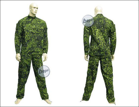 Danish tarn combat suit